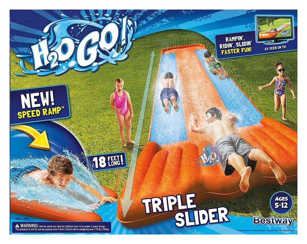 H2OGo Outdoor Splash Slip N Slide | Best Water Toys For ...