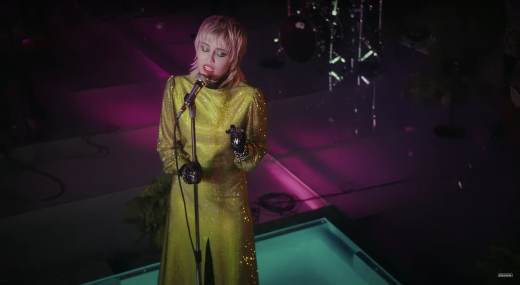 See Miley Cyrus's Outfits From MTV's Backyard Sessions