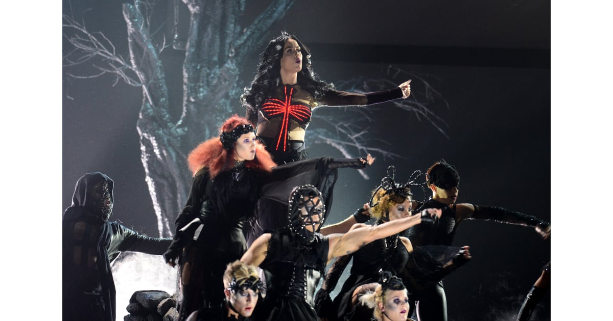 katy perry grammys performance 2014 popsugar celebrity