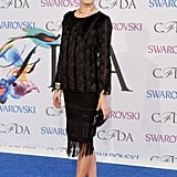Olivia Palermo at the 2014 CFDA Awards