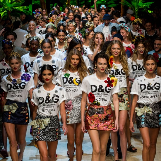 Dolce & Gabbana Spring 2017 Collection