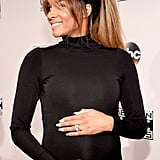 Ciara's Hair and Makeup at the American Music Awards 2016