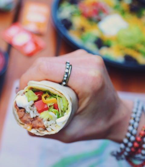 Taco Bell Vegetarian Menu
