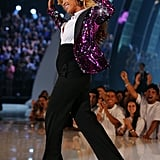 Beyoncé's VMAs Performance Look, 2011
