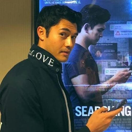 Henry Golding and Jon M. Chu Buy Out Cinema For Searching