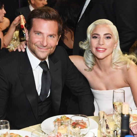 Bradley Cooper and Lady Gaga Award Season Pictures