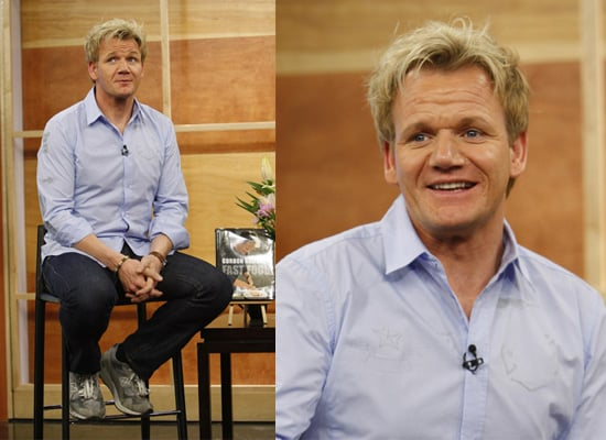 Gordon Ramsay's in Canada as Rumours Abound He Plans to Open Restaurants in Toronto and St Ives