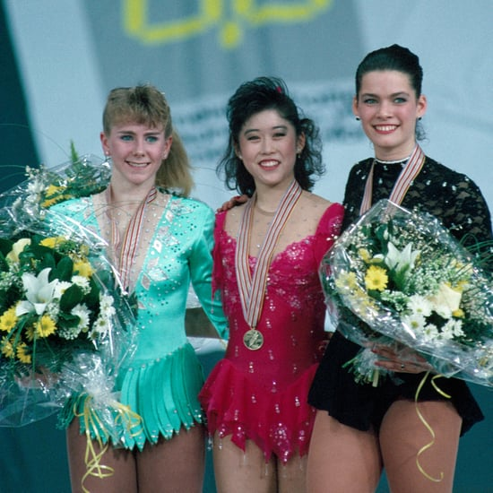 Kristi Yamaguchi Tweets to Nancy Kerrigan March 2017