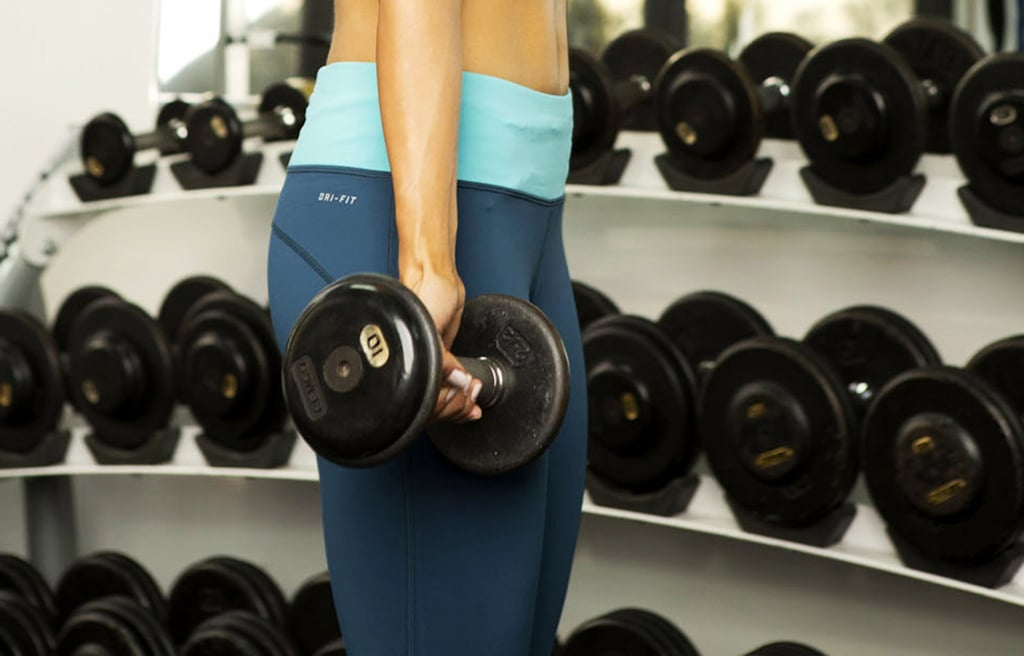 Best Dumbbell Butt Exercises