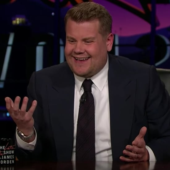 James Corden Talking About George Michael Video Jan. 2017