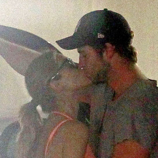 Liam Hemsworth Kissing Eiza Gonzalez | Photos