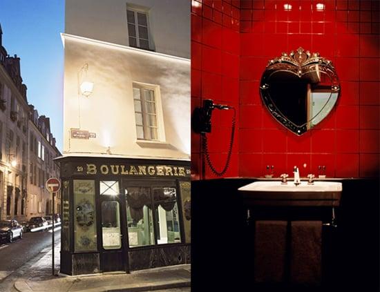 Christian Lacroix's Hôtel du Petit Moulin in Paris
