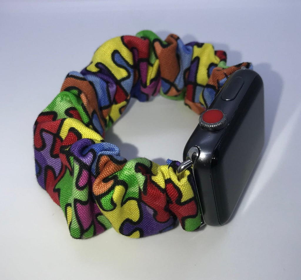 '90s Scrunchie Watch Band