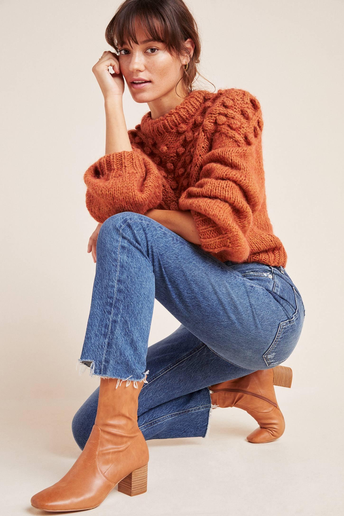 womens wide dress boots