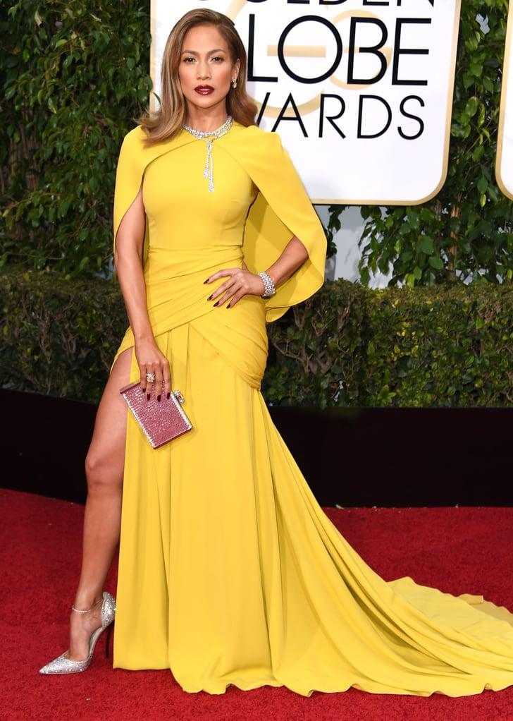 Jennifer Lopez Most Memorable Red Carpet Dresses 2016