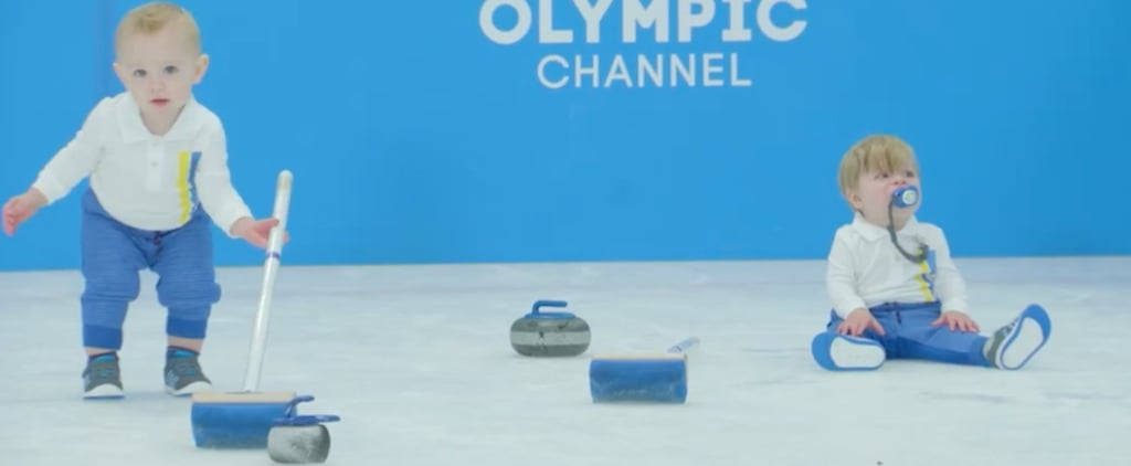 The Baby Winter Olympics Aren't Real, but This Video Will Make You Wish They Were