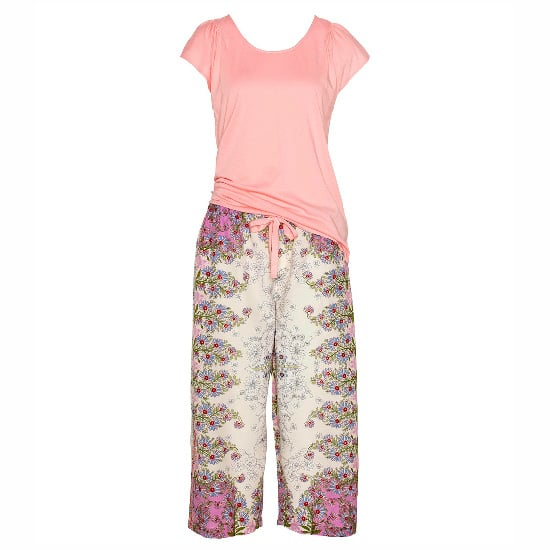Peter Alexander Silk Cotton Paisley PJ Set, $99.90