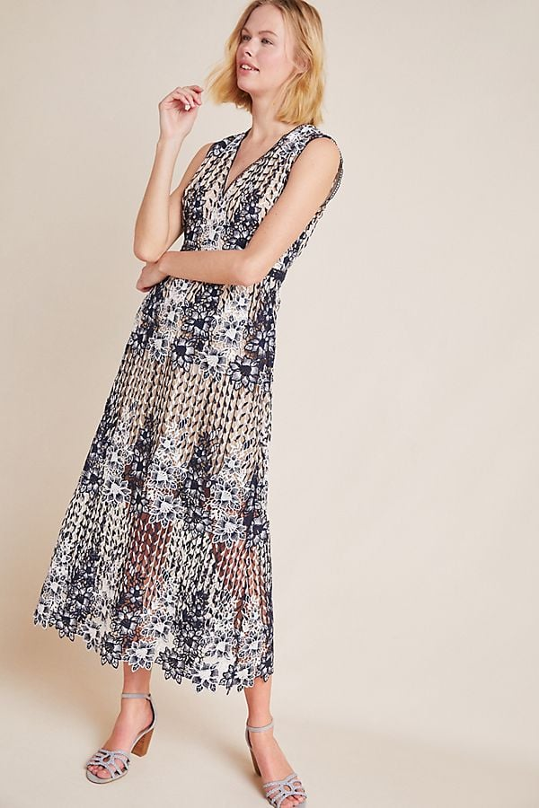 ca2eb3474117 ML Monique Lhuillier Pigalle Lace Dress