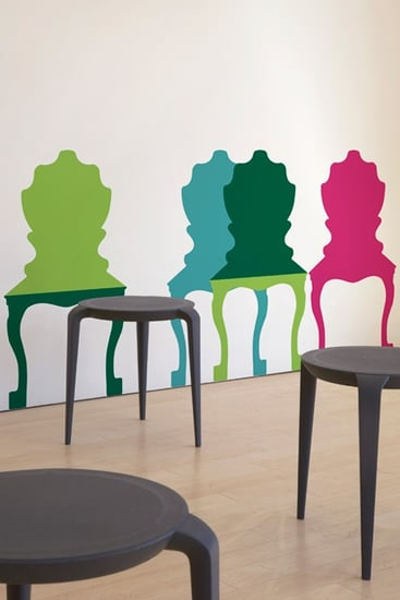 Chair Mix' A Lot Wall Decals ($40)