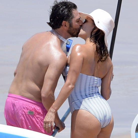 Eva Longoria and Jose Antonio Baston in Hawaii April 2017