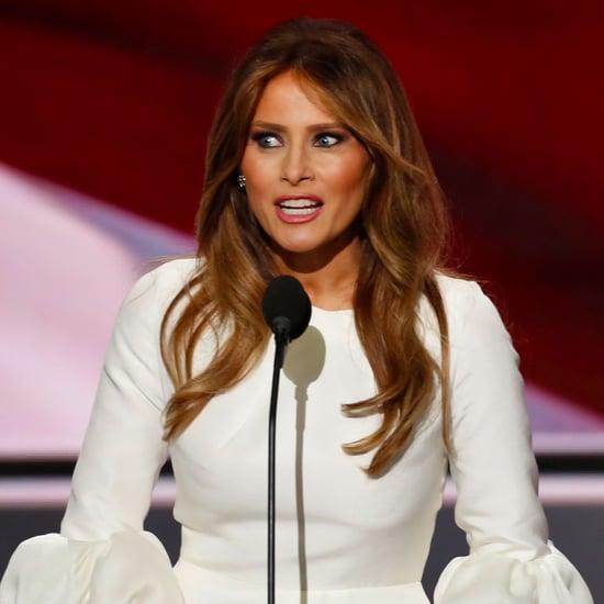 Who Wrote Melania Trump's Speech?
