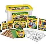 Crayola Super Art Colouring Kit