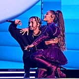 Ariana Grande and Mikey Foster