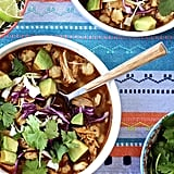 Chicken Posole Soup