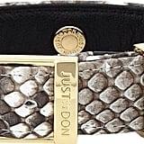 Just Don Studded Python Bracelet — Multi ($305)
