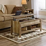 Riddleville Lift-Top Coffee Table With Storage