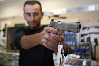 The Democrats Are Coming! Boom in Gun Sales After Election