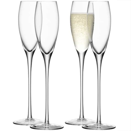 Off to Market: Sparkling Wine Glasses
