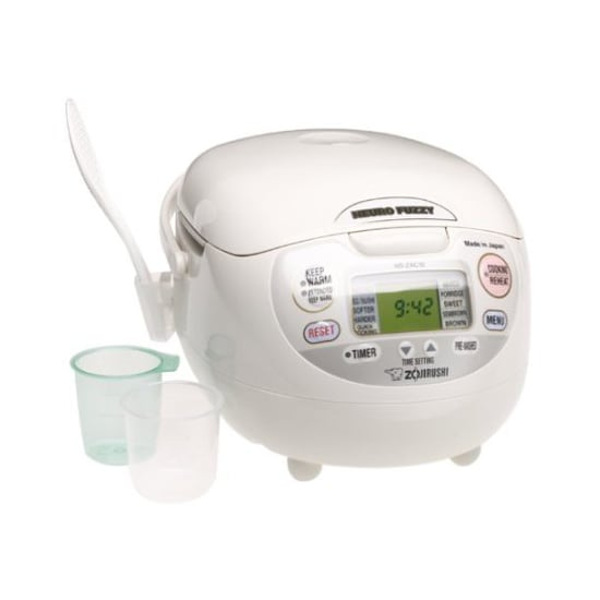 Zojirushi Fuzzy Logic Rice Cooker