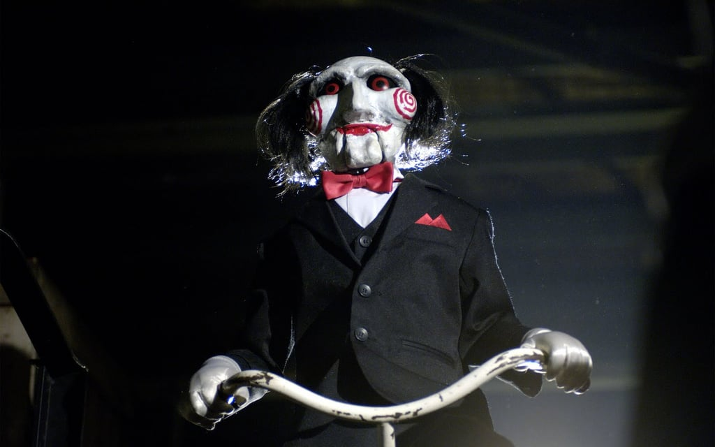 Jigsaw('s Doll) From The Saw Franchise