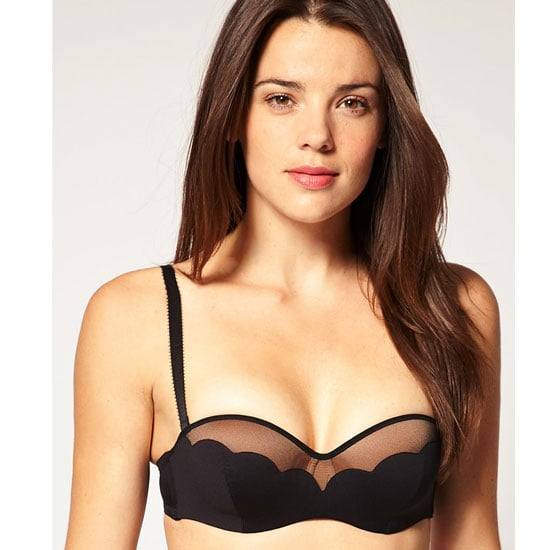 My pet hate is visible bra straps (unless you're doing the whole Carrie-Bradshaw-black-bra thing). This strapless style is functional but still sexy. — Ali, FabSugar editor Convertible bra, approx $61, Huit at ASOS