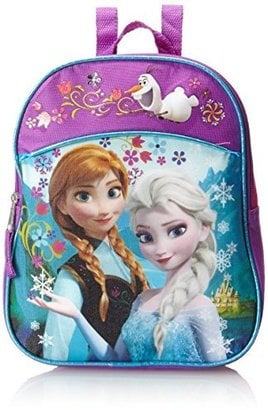 Anna and Elsa Mini Backpack