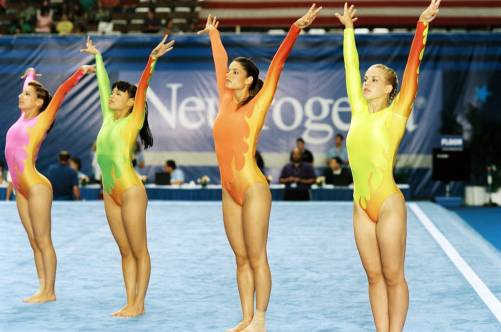 Most Iconic Moments From the Gymnastics Movie, Stick It