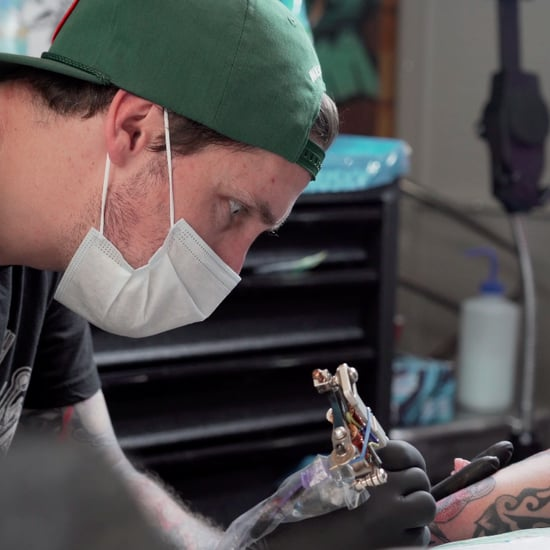 What It's Like For Tattoo Artists Working During COVID-19