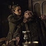Aria Kills Walder Frey