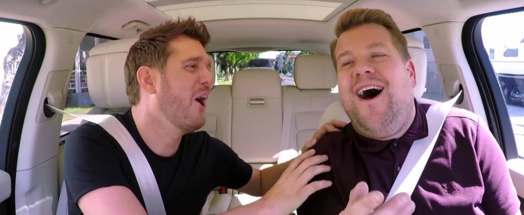 Michael Bublé's Carpool Karaoke With James Corden 2018