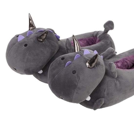 Smoko Heated Dragon Slippers