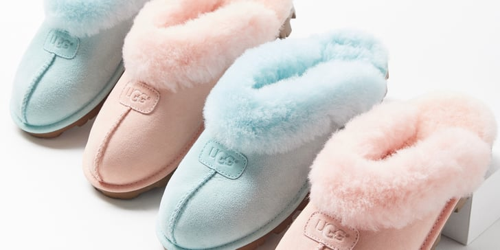 Out of Everything on Our Wish List We're Hoping For These Cozy Slippers the Most