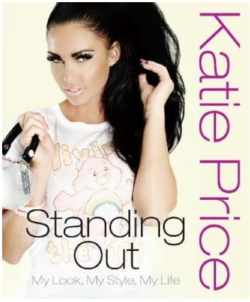 Katie Price Book About Style Poll