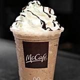 McDonald's Shamrock Chocolate Chip Frappe