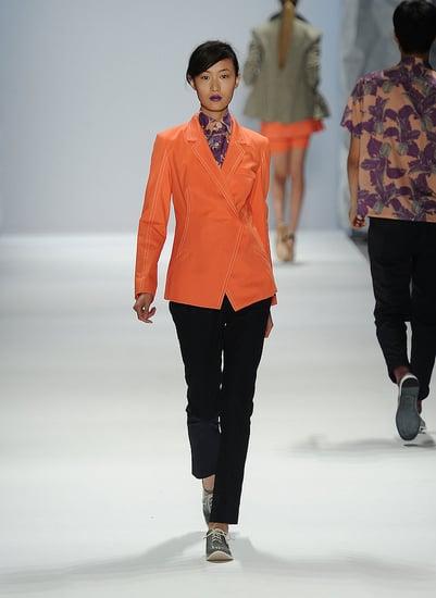 Spring 2012 Trends - Tangerine