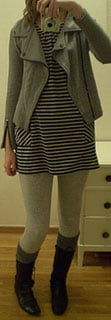 Look of the Day: Going Grey