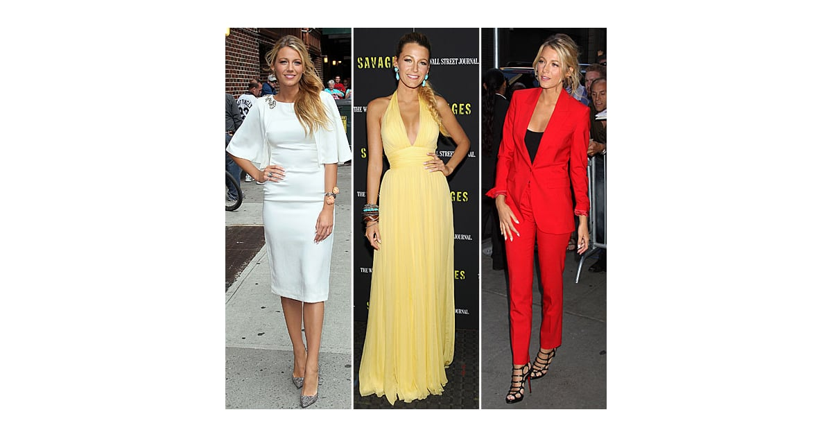 151bd8be9 Blake Lively Savages Premiere Dress | POPSUGAR Fashion