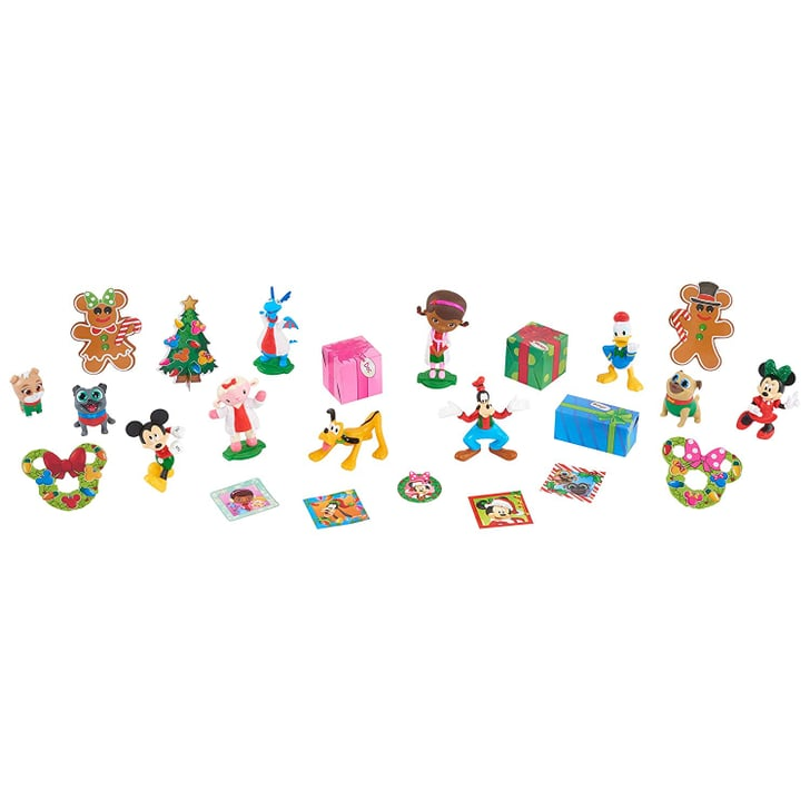 what 39 s inside the disney junior advent calendar disney. Black Bedroom Furniture Sets. Home Design Ideas