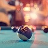 Play pool.