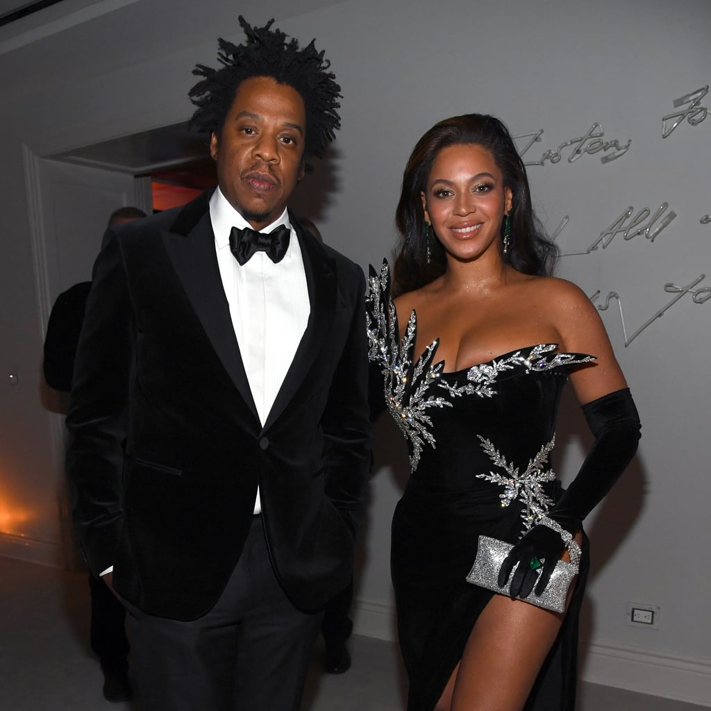 See Photos of Celebrities at Diddy's 50th Birthday Party